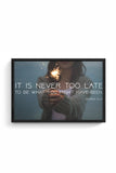 Buy dreamydesigns Glass Framed Poster