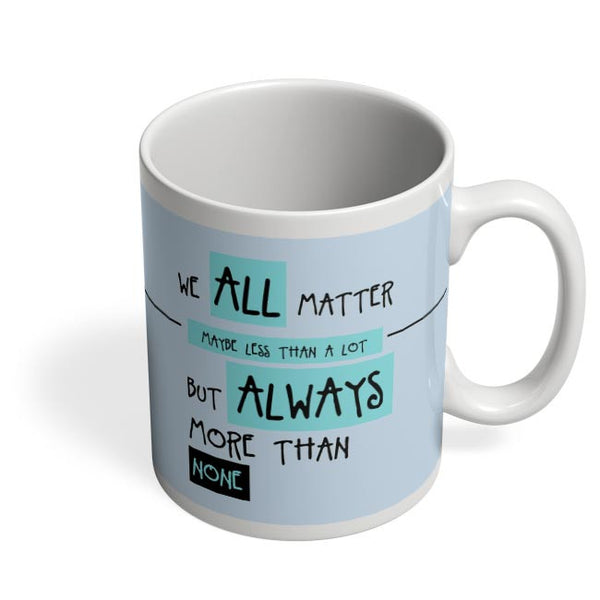 Typography art Coffee Mug Online India