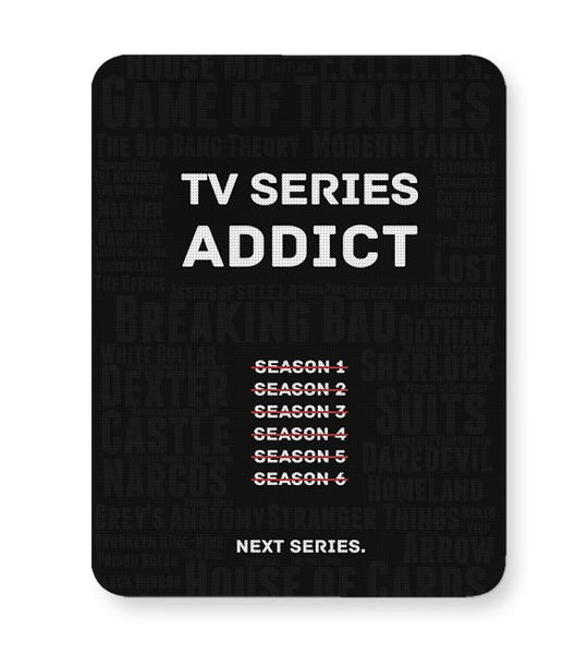 TV Series Addict Mousepad Online India