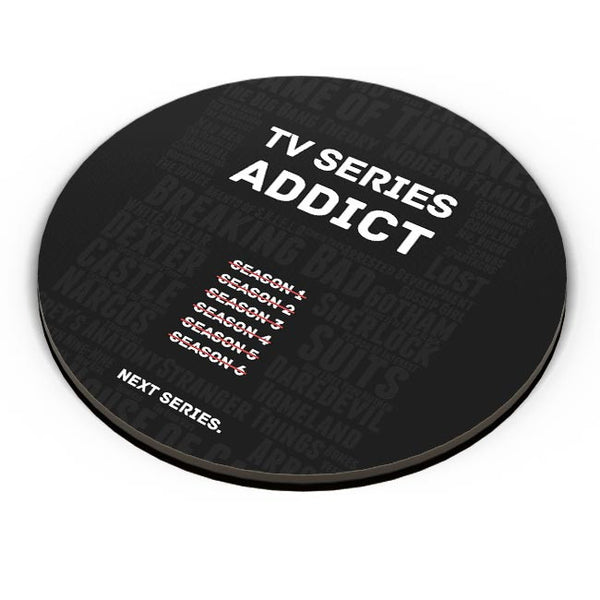 TV Series Addict Fridge Magnet Online India
