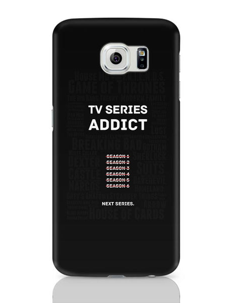 TV Series Addict Samsung Galaxy S6 Covers Cases Online India