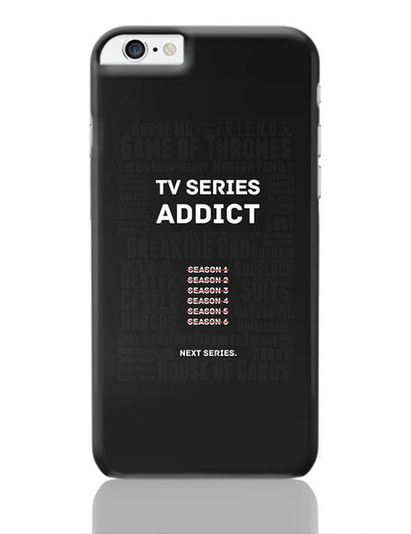 TV Series Addict iPhone 6 Plus / 6S Plus Covers Cases Online India