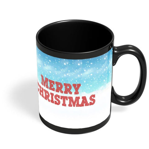 Christmas Mug Black Coffee Mug Online India