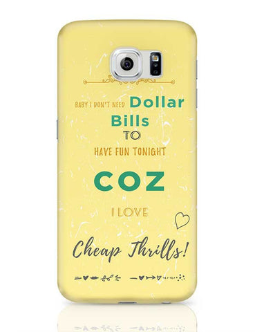 Cheap Thrills Samsung Galaxy S6 Covers Cases Online India
