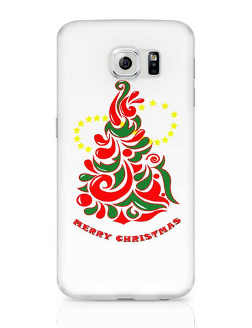 Christmas_tree Samsung Galaxy S6 Covers Cases Online India