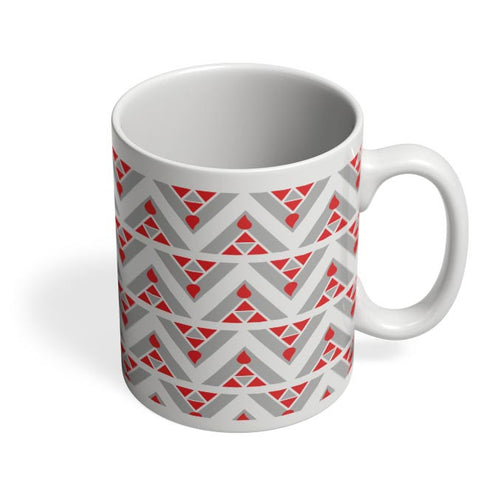 Triangles Ups and downs Coffee Mug Online India