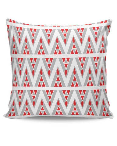 Triangles Ups and downs Cushion Cover Online India