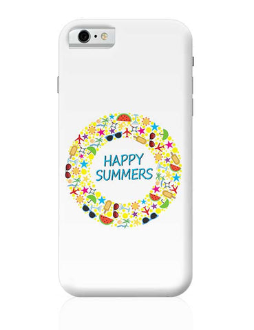 Summer Fiesta iPhone 6 / 6S Covers Cases