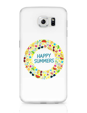 Summer Fiesta Samsung Galaxy S6 Covers Cases Online India