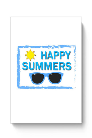 Happy Summers Poster Online India