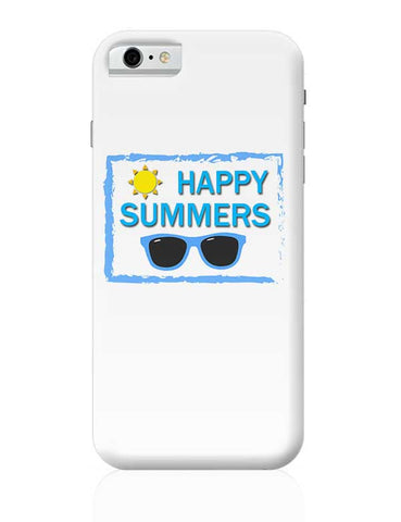 Happy Summers iPhone 6 / 6S Covers Cases