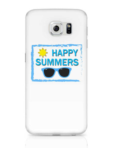 Happy Summers Samsung Galaxy S6 Covers Cases Online India
