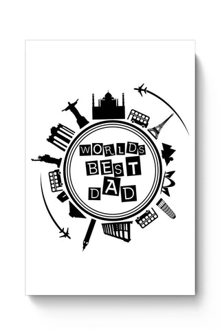 Buy Worlds Best Dad Poster