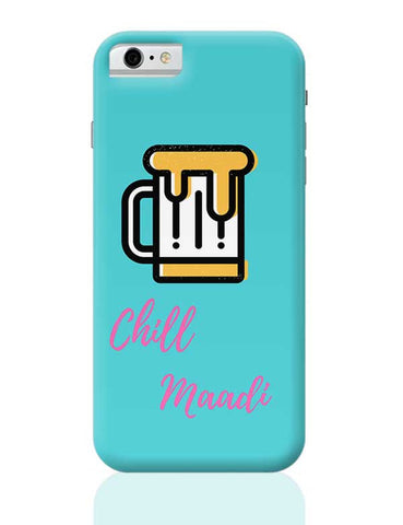 Chill Maadi iPhone 6 / 6S Covers Cases