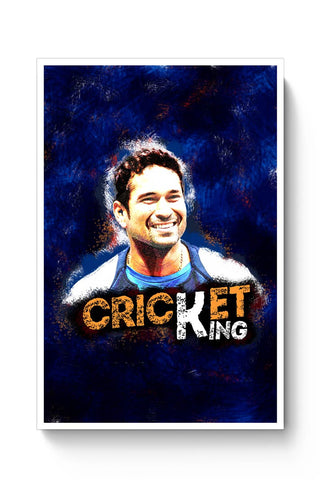 CRICKET KING Poster Online India