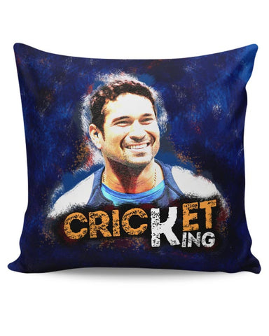 CRICKET KING Cushion Cover Online India