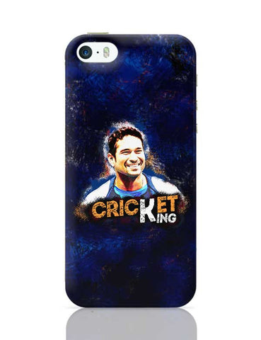 CRICKET KING iPhone 5/5S Covers Cases Online India