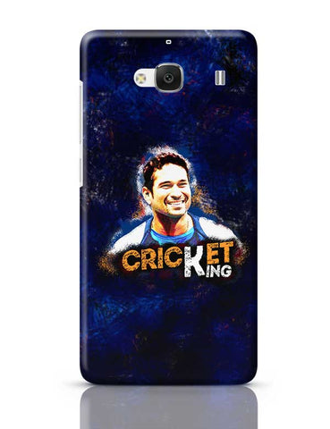 CRICKET KING Redmi 2 / Redmi 2 Prime Covers Cases Online India