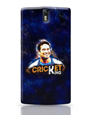 CRICKET KING OnePlus One Covers Cases Online India
