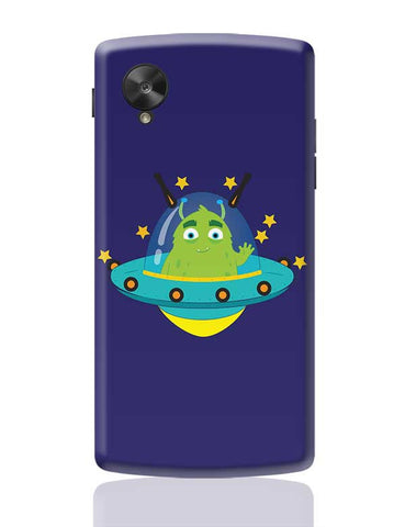 Frog in Space Google Nexus 5 Covers Cases Online India
