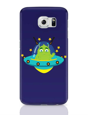 Frog in Space Samsung Galaxy S6 Covers Cases Online India