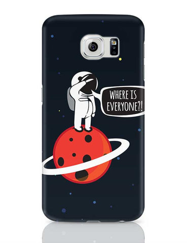 Astronaut In Space	 Samsung Galaxy S6 Covers Cases Online India