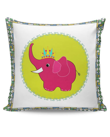 I AM THE KINGGG!! Cushion Cover Online India