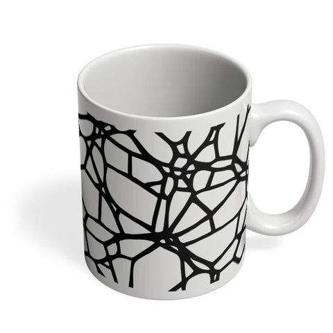 Abstract Trap Pattern Coffee Mug Online India