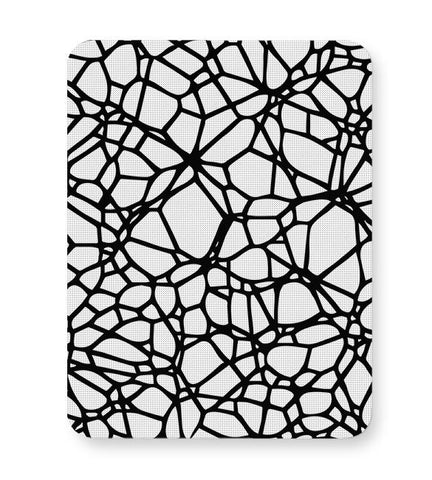 Abstract Trap Pattern Mousepad Online India