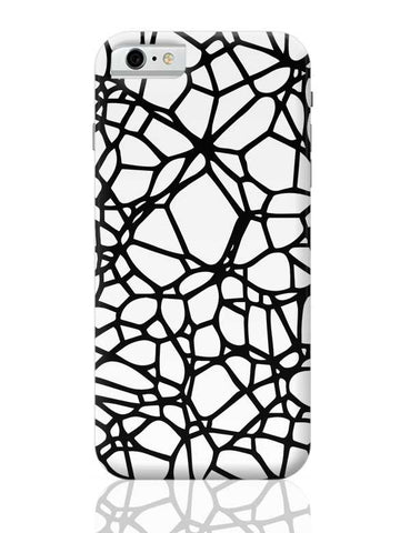 Abstract Trap Pattern iPhone 6 6S Covers Cases Online India