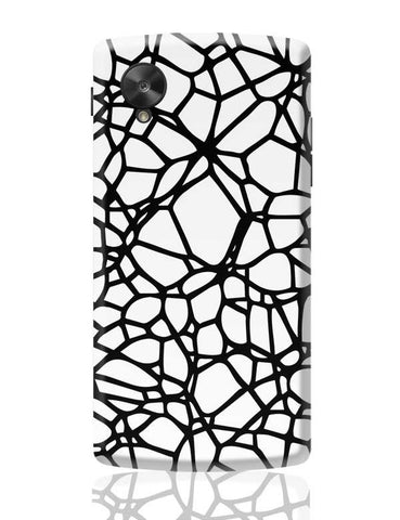Abstract Trap Pattern Google Nexus 5 Covers Cases Online India