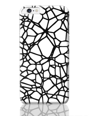 Abstract Trap Pattern iPhone 6 Plus / 6S Plus Covers Cases Online India