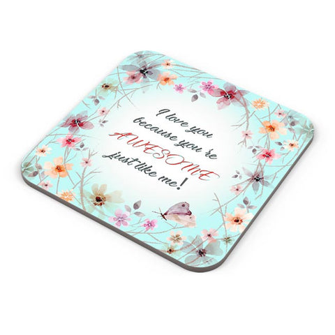 Awesome Just Like Me Coaster Online India
