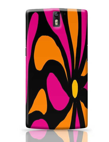 Bright and beautiful petals  OnePlus One Covers Cases Online India