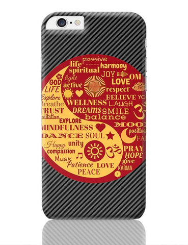 spirituality iPhone 6 Plus / 6S Plus Covers Cases Online India