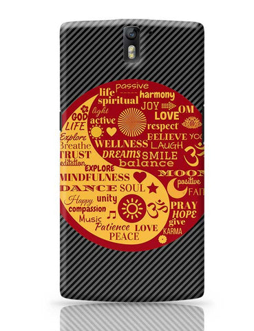 spirituality OnePlus One Covers Cases Online India