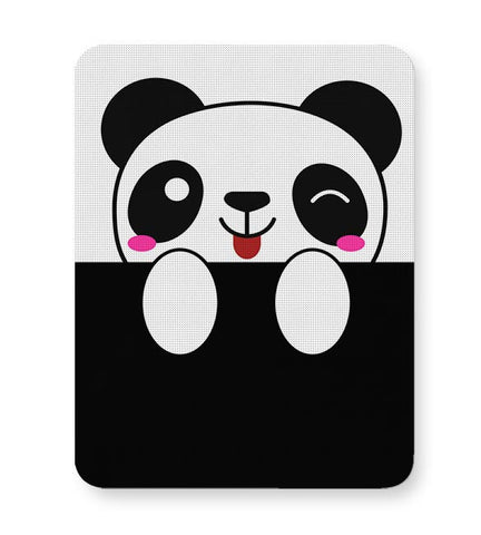 peek a boo  panda Mousepad Online India