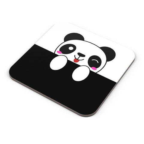 peek a boo  panda Coaster Online India