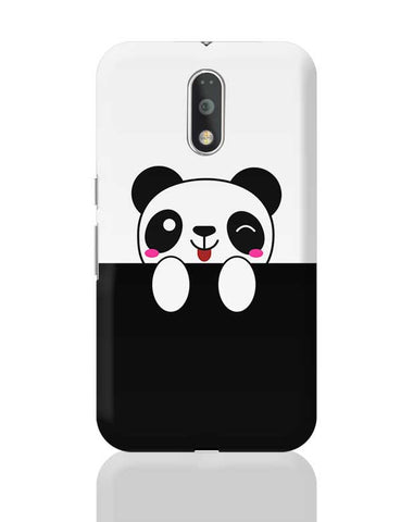 peek a boo  panda Moto G4 Plus Online India