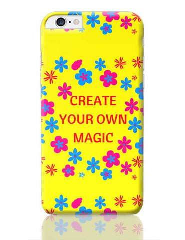 create your own magic iPhone 6 Plus / 6S Plus Covers Cases Online India