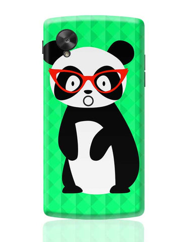 panda love Google Nexus 5 Covers Cases Online India