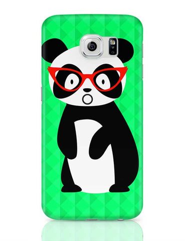 panda love Samsung Galaxy S6 Covers Cases Online India
