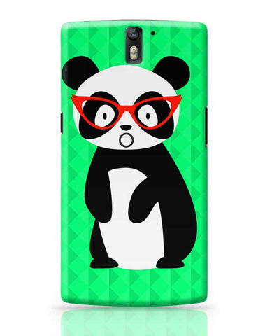 panda love OnePlus One Covers Cases Online India