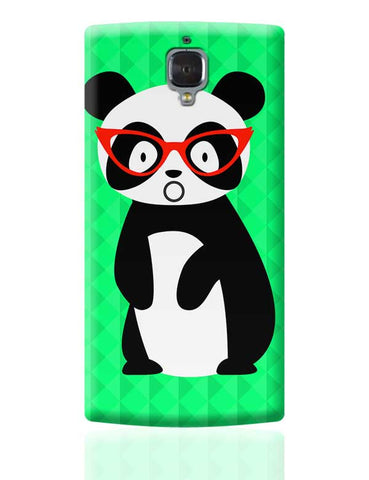 panda love OnePlus 3 Covers Cases Online India