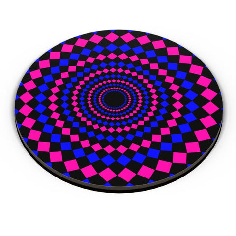 CIRCULAR PATTERN Fridge Magnet Online India