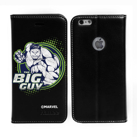 The Big Guy Black Flip iPhone 6S/6 Case Cover