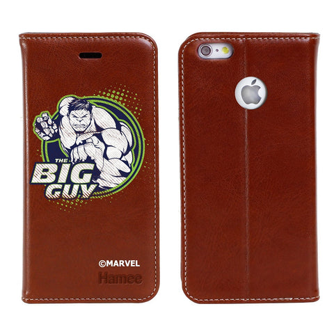 The Big Guy Brown Flip iPhone 6S/6 Case Cover