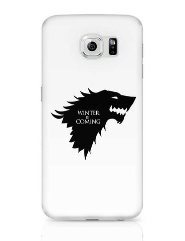 Winter is coming Samsung Galaxy S6 Covers Cases Online India