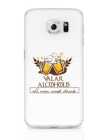 Valar Alcoholis Samsung Galaxy S6 Covers Cases Online India