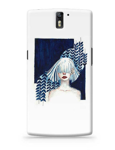Blue OnePlus One Covers Cases Online India